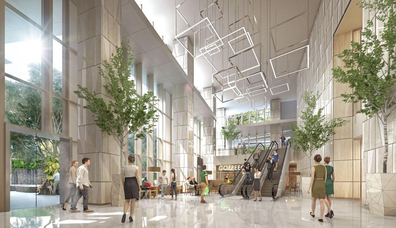 Citra Towers Balutan Kemewahan di Pusat Bisnis Jakarta