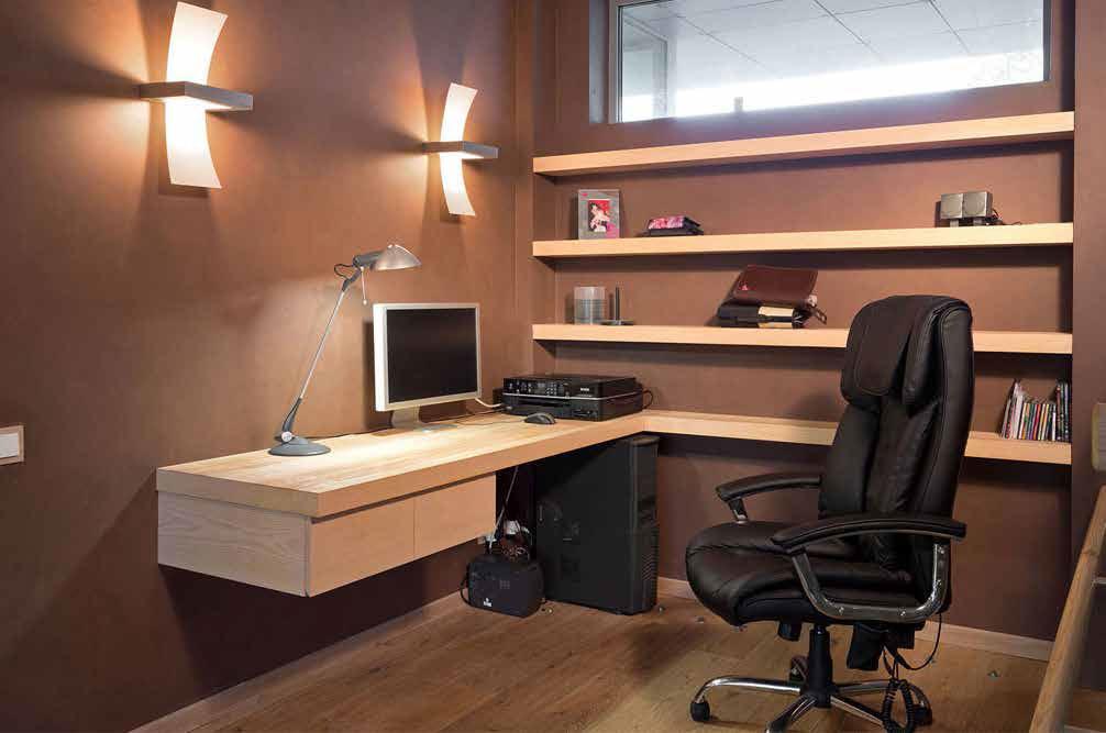 Desain Minimalis Untuk Ruang Kerja