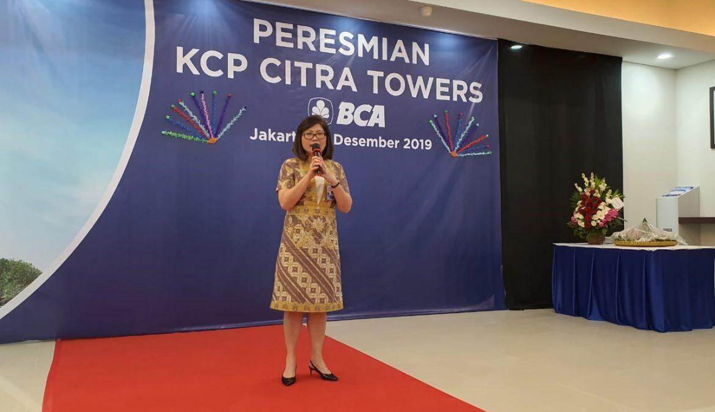Bank BCA Resmi Beroperasional di Citra Towers