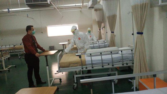 Ciputra Hospital Selesaikan 210 Bed Tambahan Bed untuk Fasilitas Isolasi untuk Pasien Covid-19